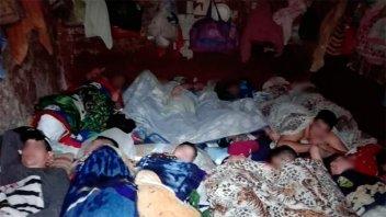 Presos denuncian hacinamiento: Sacaron el inodoro para tener más espacio