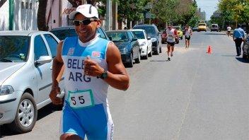 Atleta víctima de robo agradeció las muestras de solidaridad
