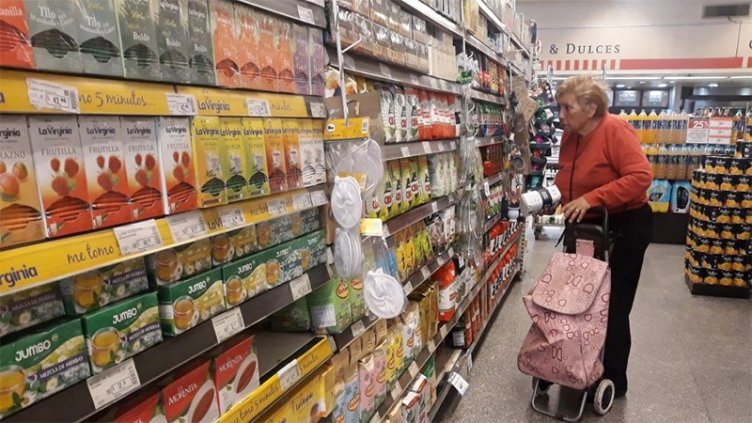 Supermercados remarcaron los precios: aumentos de hasta el 15%