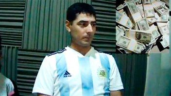 Harán pericia al teléfono del hombre que devolvió U$S 500.000