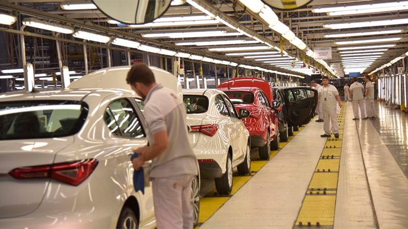 Fiat dejaría de dejar de fabricar cajas de cambio en su planta de Córdoba