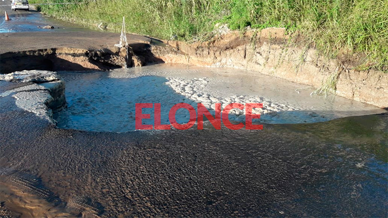 Habrá corte de agua durante todo el día en una importante zona de Paraná