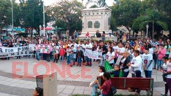 Concordia: Familiares de víctimas de hechos aberrantes exigieron Justicia