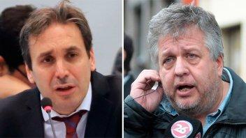 Ramos Padilla citó a Stornelli a declarar en la causa por espionaje y extorsión