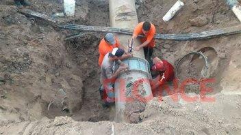 Estiman que el suministro de agua potable se normalizaría hacia la medianoche