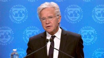 Acuerdo con Argentina: El FMI descartó una renegociación de pagos