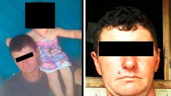 Tras cumplir condena por violar a su hija mayor, abusó de la más chica de 3 años