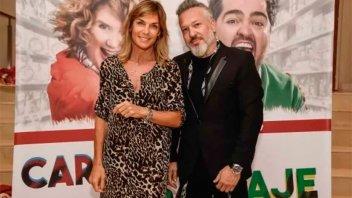 Paula Trapani volvió a apostar al amor