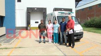 Once por Todos: Laboratorios Lafedar entrega medicamentos a hospitales