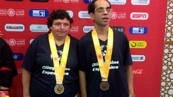 Entrerrianos que ganaron medallas en Abu Dhabi serán recibidos en caravana