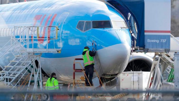 Boeing corrigió su sistema de estabilización luego de dos tragedias aéreas