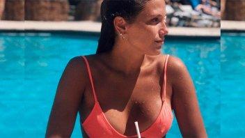Barbie Vélez respondió a las críticas agresivas por sus fotos en bikini