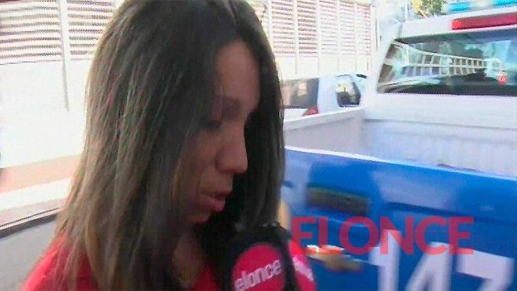 Yanina Lescano fue trasladada a Tribunales y dijo que quiere ver a su hija