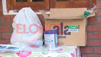 Piden chapas y alimentos para tres niños que se quedaron sin su mamá