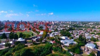 Pronostican un domingo despejado en Paraná con una máxima prevista en 27ºC