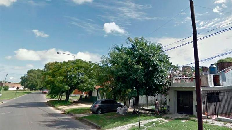 El hecho ocurrió en una casa sobre la calle 120 y 41.
