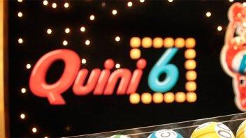 El Quini 6 sigue en racha: Un apostador ganó $ 10 millones