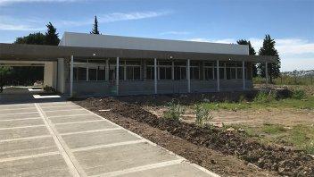 El nuevo edificio del CEMI tiene un 75% de avance en su construcción
