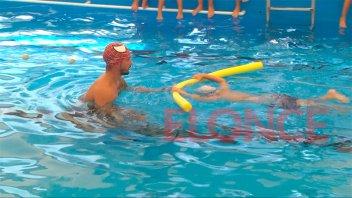 Estudiantes de la escuela Urquiza de Paraná harán natación en el Club Echagüe
