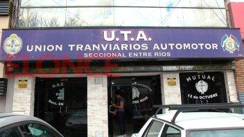 Colectivos en Paraná: