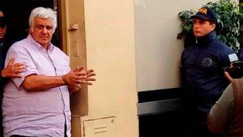 Alberto Samid fue condenado a cuatro años de prisión por asociación ilícita