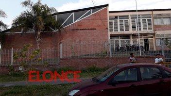 Inconvenientes con el agua en el Liceo Paula Albarracín de Sarmiento