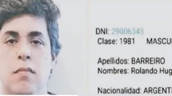 El fiscal del caso D´Alessio pidió que releven del secreto al ex espía Barreiro
