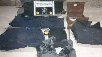 Robos en Paraná y Santa Fe: Cómo operaban y dónde obtenían uniformes policiales