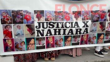 Pidieron justicia en Tribunales por niña fallecida a raíz de brutales golpizas