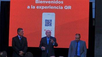 Banco Entre Ríos presentó su plataforma de pagos con código QR