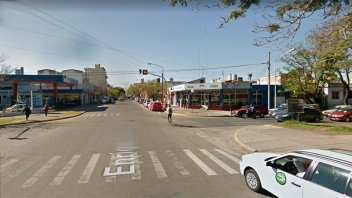 Hombre en situación de calle fue detenido por amenazar a empleada de panadería