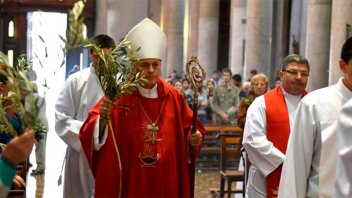 La Iglesia Católica celebra el Domingo de Ramos: horarios de misa en Paraná