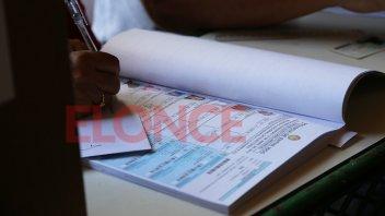 PASO 2019: Ya votó el 36,4 por ciento del padrón