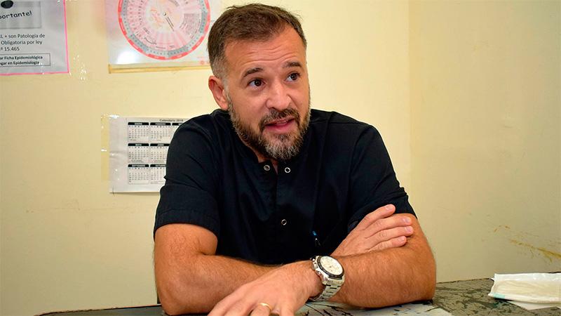 El Dr. Gustavo Terra