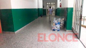 Intensas tareas en las escuelas para la limpieza y desinfección tras las PASO