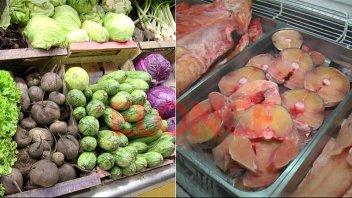 Verduras y pescado: las opciones para comer en Semana Santa