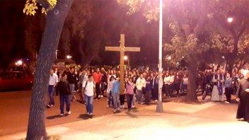 Jóvenes peregrinarán por las Siete Iglesias en la noche del Viernes Santo