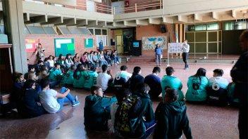 Cierra la inscripción para el Concejo Deliberante Estudiantil de Paraná
