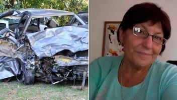 Una de las víctimas del choque en el que murieron ocho personas era entrerriana