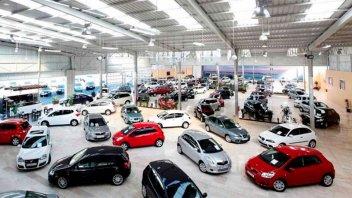 En lo que va de 2019 se patentaron casi 45% menos autos que el año pasado