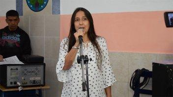Asumió la nueva directora del hospital Santa Rosa de Villaguay