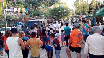Comenzó el Festival de la Empanada de Pescado en Puerto Sánchez