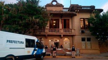 Allanamientos de Prefectura por droga en Concepción del Uruguay