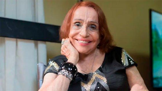 Murió la actriz y bailarina cubana Amelita Vargas