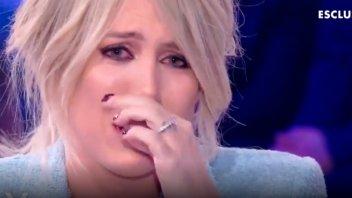 Entre lágrimas, Wanda Nara develó qué será del futuro de Mauro Icardi