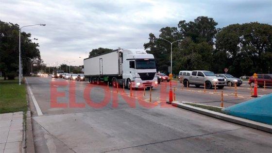 Casi 66.000 vehículos pasaron durante Semana Santa por el Túnel Subfluvial
