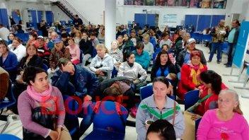 Masiva concurrencia a sedes de Anses en Paraná para solicitar créditos