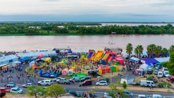 Unos 20.000 turistas visitaron Paraná durante Semana Santa