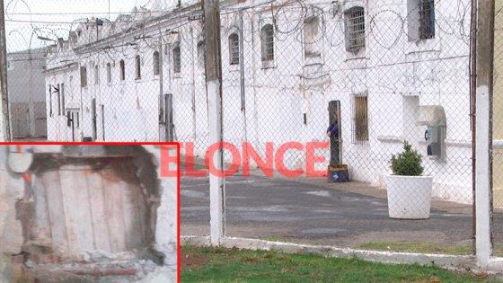 Boquete en la cárcel: Cuatro internos fueron trasladados a otros penales