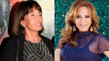 Revelan un pacto secreto entre Iliana Calabró y la viuda de Emilio Disi